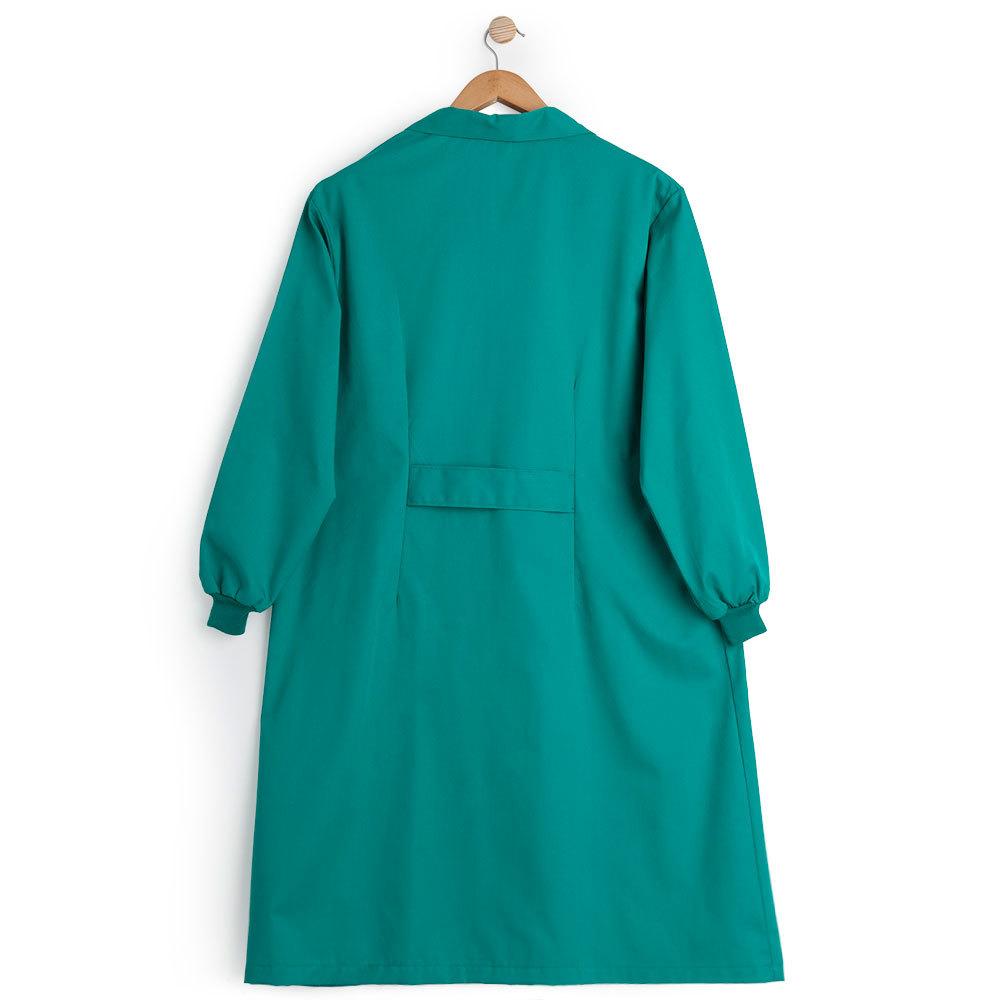 Bata algodon mujer color3